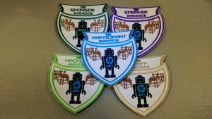 Thanks to HP for sponsoring BSidesDE 2014 Badges!
